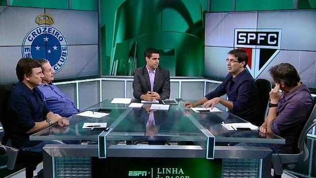 Arnaldo analisa situação de Ceni e faz comparação com Telê Santana