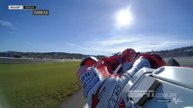 Com Marquez garantindo a pole, veja como foi o treino da Moto GP para o Circuito de Valência
