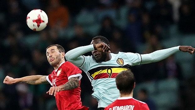 Assista aos gols do empate entre Rússia e Bélgica por 3 a 3!