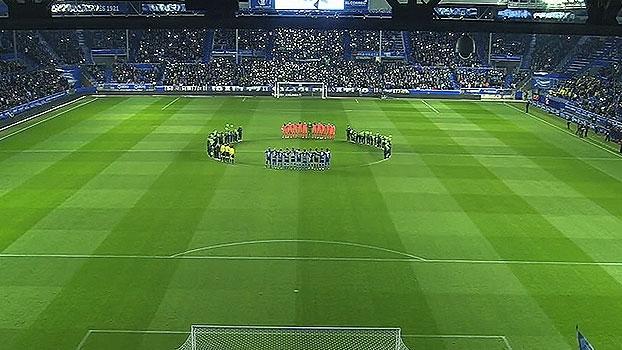 Assista aos melhores momentos do empate entre Alavés e Las Palmas por 1 a 1!