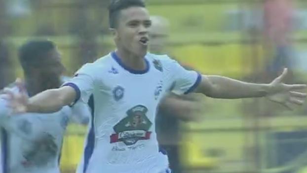 Copa São Paulo: Gols de Interporto 2 x 1 Fluminense