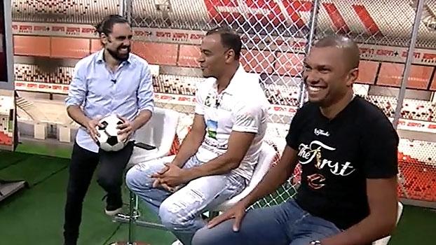 Cafu fala sobre dispensas na base e peneira no São Paulo: 'Joguei até o que não sabia'