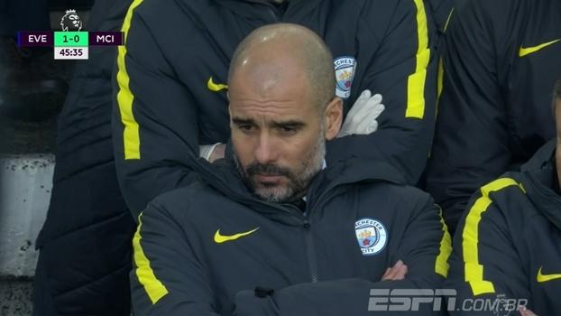 Pênalti descarado de Pogba e Guardiola deprimido no quadro 'Pra inglês não ver'