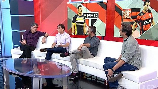 Mauro cobra diretoria para que Fla olhe competições internacionais com 'respeito máximo'