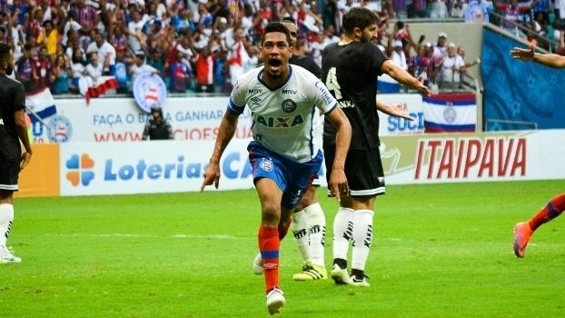 Série B: Gols de Bahia 3 x 2 Bragantino
