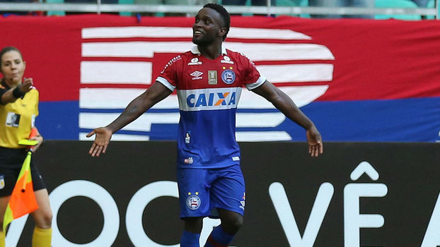 Brasileiro: Gols de Bahia 3 x 0 Vasco