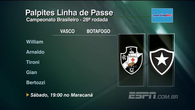 Assista aos palpites do 'Linha de Passe' para os jogos da 28ª rodada do Brasileiro