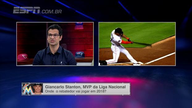 O mais alto e o mais baixo: Paulo Antunes e Rômulo Mendonça analisam MVPs da MLB