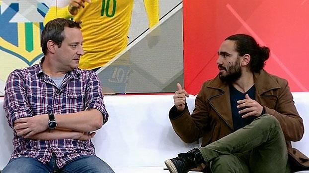 Gian destaca 'time B' da Alemanha na Olimpíada; Sorin pondera: 'O problema é deles'