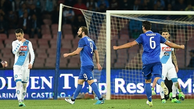Copa da Itália (semi/volta): Melhores momentos de Napoli 3 x 2 Juventus (agregado: 4 x 5)