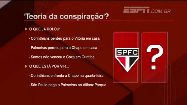 Bertozzi: 'O São Paulo precisa se ajudar'