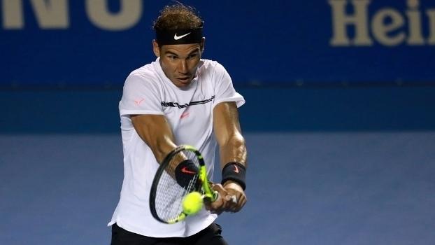 ATP 500 de Acapulco: Lances de Rafael Nadal 2 x 0 Yoshihito Nishioka