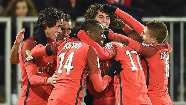 Copa da Liga Francesa: Gols de Bordeaux 1 x 4 Paris Saint-Germain