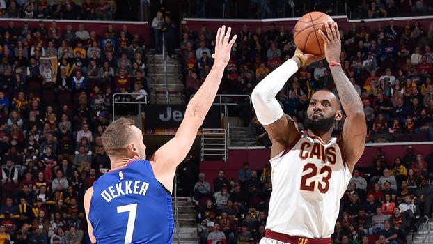 39 pontos, 14 rebotes e muitas jogadas mágicas: veja como LeBron arrebentou com o LA Clippers