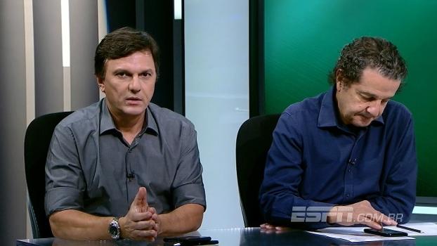 Mauro, sobre Felipe Melo: 'Não acho que ele vinha jogando mal para ser barrado'