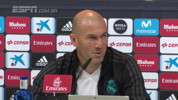 Zidane crava Cristiano como melhor da história e brinca: 'Eu também fiz uma boa carreira'