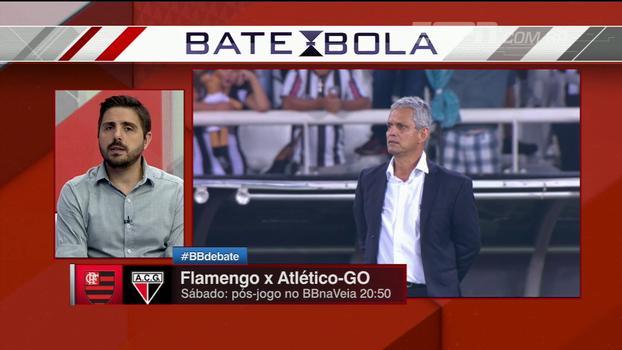 Para Nicola, jogo contra o Atlético-GO é fundamental para dar confiança ao elenco do Flamengo