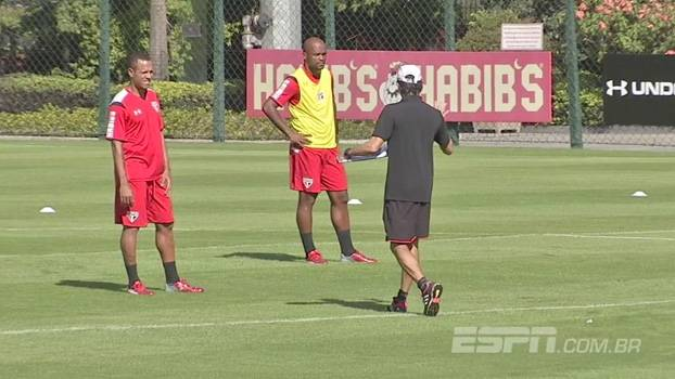 Milton Cruz garante Pato e L. Fabiano no ataque; M. Bastos e Souza retornam