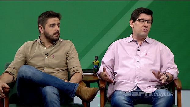 Para Unzelte, lance de Marcelo Grohe no Equador é candidato a 'defesa do século'