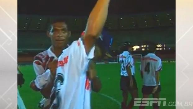 BB Nordeste e Zé Elias relembram o time do Vitória de 93 e duelos contra o Corinthians