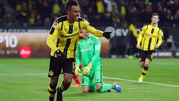 Bundesliga: Gol de Borussia Dortmund 1 x 0 Ingolstadt