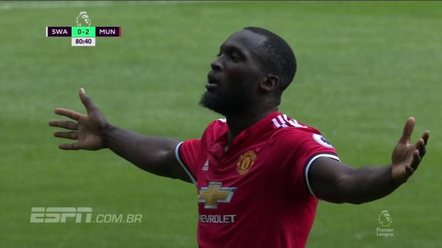 Tempo real: GOL DO UNITED! Lukaku faz o segundo do Manchester no jogo