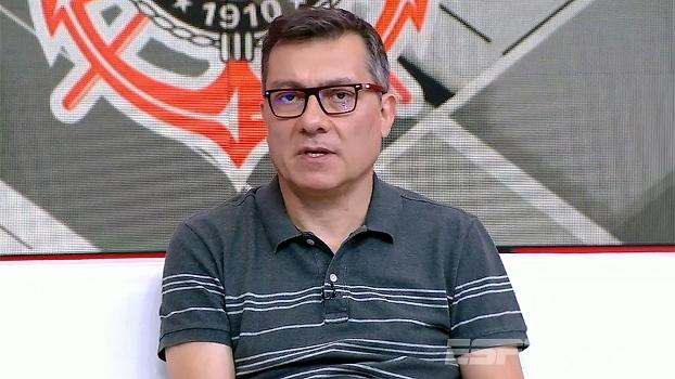 Calçade enxerga problema ofensivo como questão mais preocupante no Corinthians