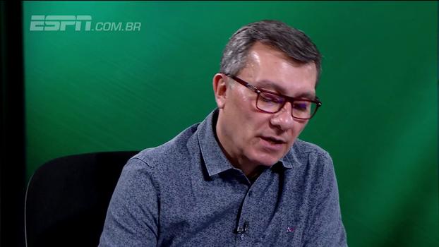 Paulo Calçade analisa Diego: 'Às vezes dá a impressão que ele faz o jogo que interessa a ele'