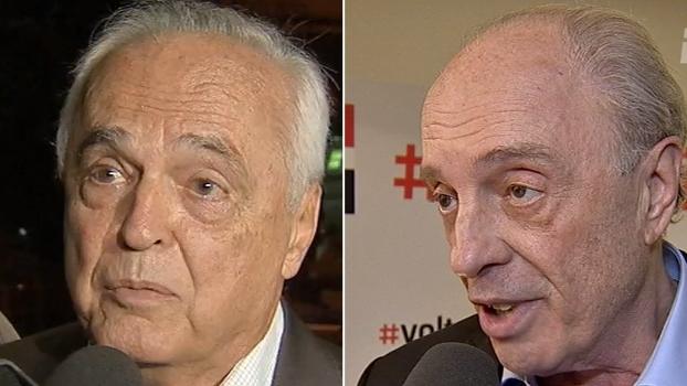 Dívidas, base, Ceni: candidatos à presidência, Leco e Pimenta respondem sobre temas importantes do SPFC