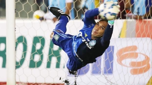 De volta à titularidade, Prass fará 200º jogo pelo Palmeiras; relembre 10 grandes defesas do ídolo