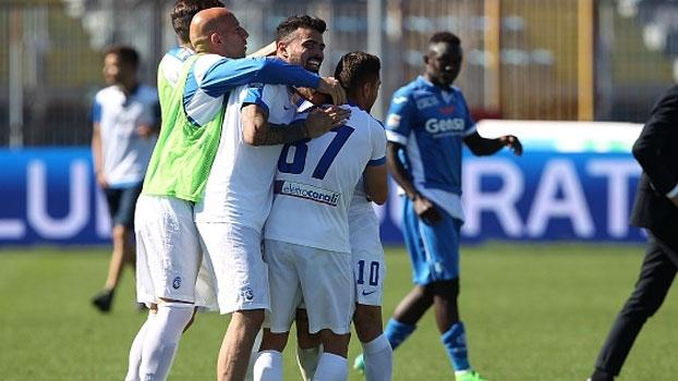 Italiano: Gol de Empoli 0 x 1 Atalanta