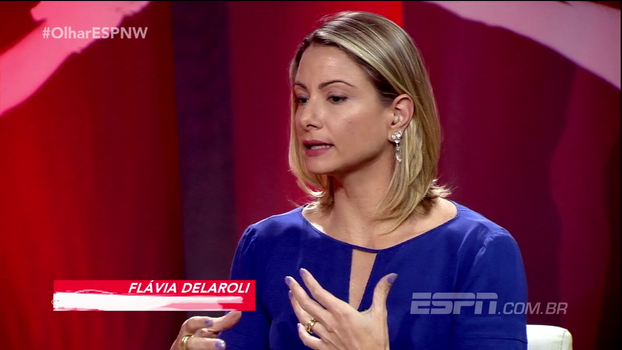Flávia Delaroli diz como a yoga pode ser benéfica para a mente e cita serenidade