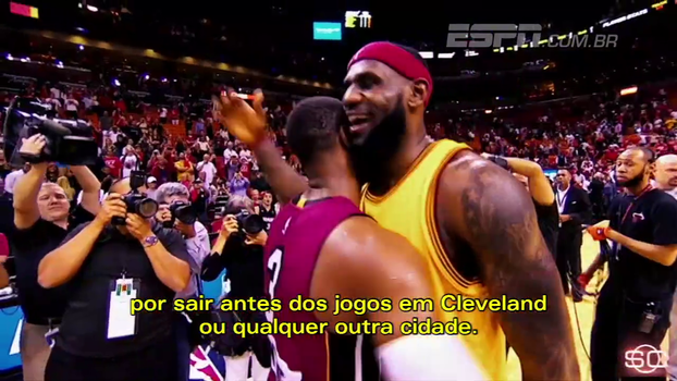 Wade e LeBron unidos de novo: eles chegaram juntos à NBA, ganharam, choraram e agora tentam retornar ao topo