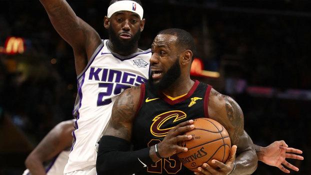 NBA: Melhores momentos de Cleveland Cavaliers 101 x 95 Sacramento Kings