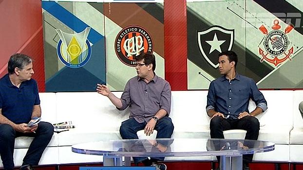 Celso Unzelte analisa possível classificação: 'O problema do Corinthians é o próprio Corinthians'