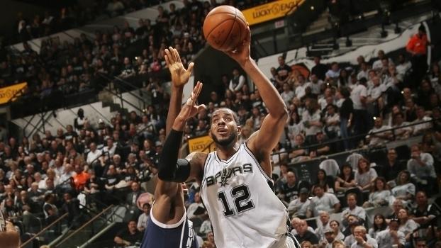Assista aos melhores momentos da vitória dos Spurs sobre o Thunder