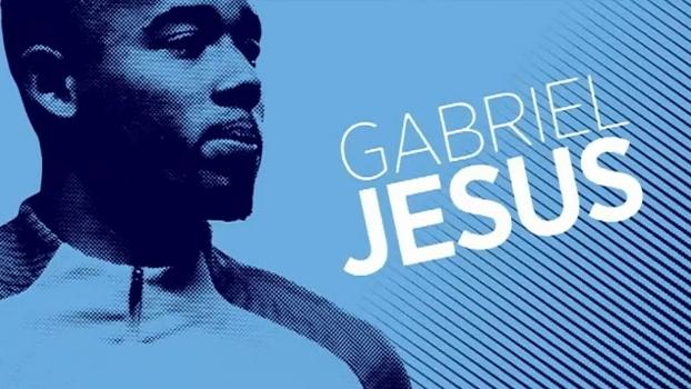 O menino 33 voltou; especial sobre o retorno de Gabriel Jesus nesta quarta, às 21h15, na ESPN Brasil