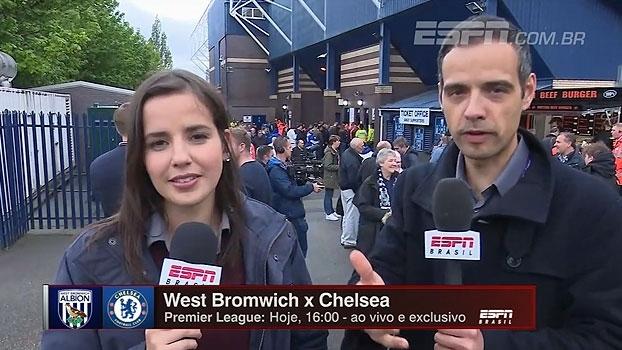 Natalie Gedra e João Castelo Branco colocam Conte como 'o cara' da campanha do Chelsea