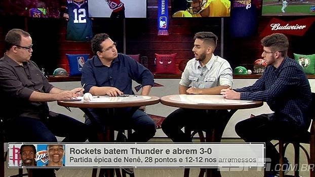 'ESPN League' e NBAdotBr analisam postura de Westbrook ao rebater jornalistas
