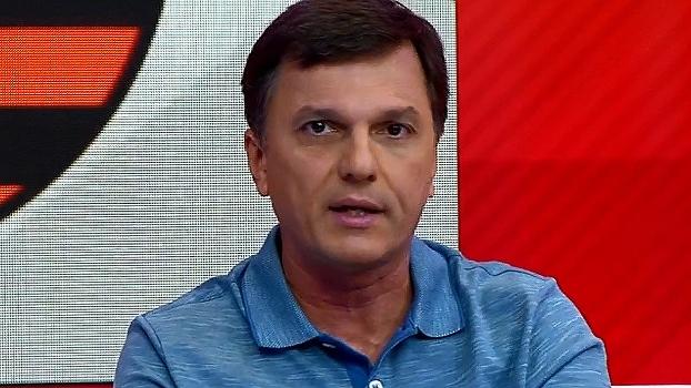 Mauro vê Rodrigo Caetano sendo 'fritado' e diz que Ricardo Rocha no Fla seria 'aberração'