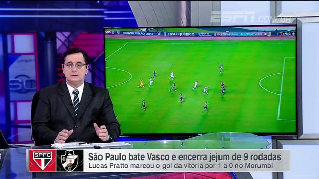 Antero vê São Paulo mais vibrante: 'Já melhorou'