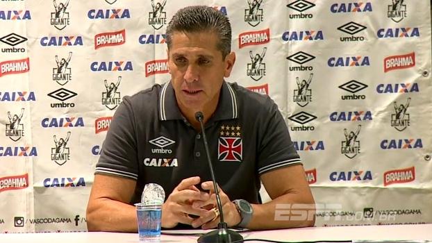 'Estou feliz no Vasco e vou permanecer com certeza', diz Jorginho