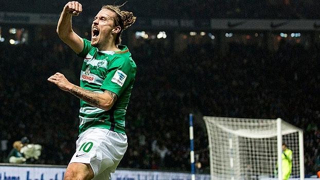 Assista ao gol da vitória do Werder Bremen sobre o Hertha Berlin por 1 a 0!