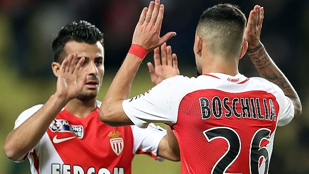Copa da Liga Francesa: Gols de Monaco 7 x 0 Rennes