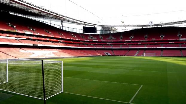 Capacidade, localização e mais: veja curiosidades sobre o Emirates Stadium, casa do Arsenal