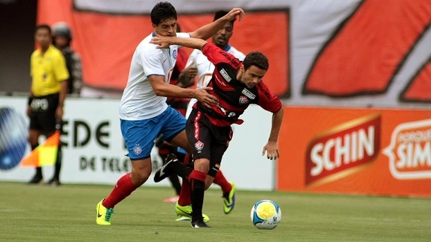 171b87266dd50 Baiano  Gols de Vitória 1 x 1 Bahia - ESPN