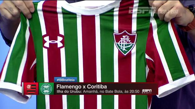 Flamengo apresenta camisa 3 amarela e azul; Fluminense agora é Under Armour