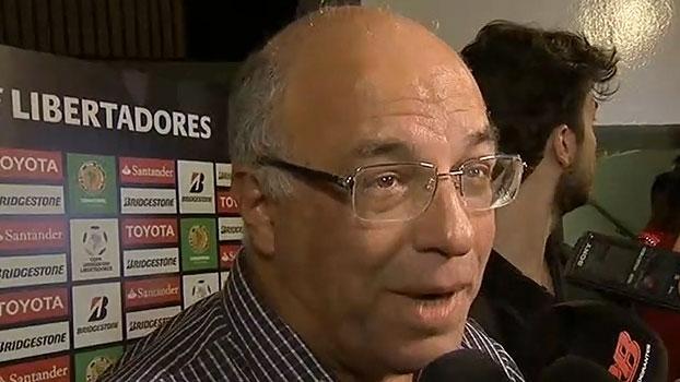 Para Ataíde, jogo contra o Corinthians é 'como outro qualquer': 'Tem que ganhar'
