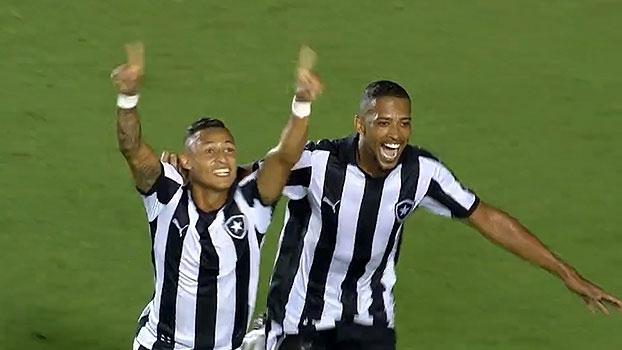 Assista aos gols da vitória do Botafogo sobre a Cabofriense por 2 a 1!