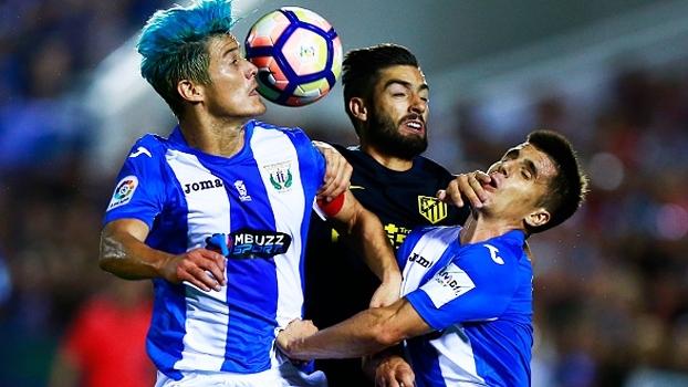 Espanhol: Melhores momentos de Leganés 0 x 0 Atlético de Madri